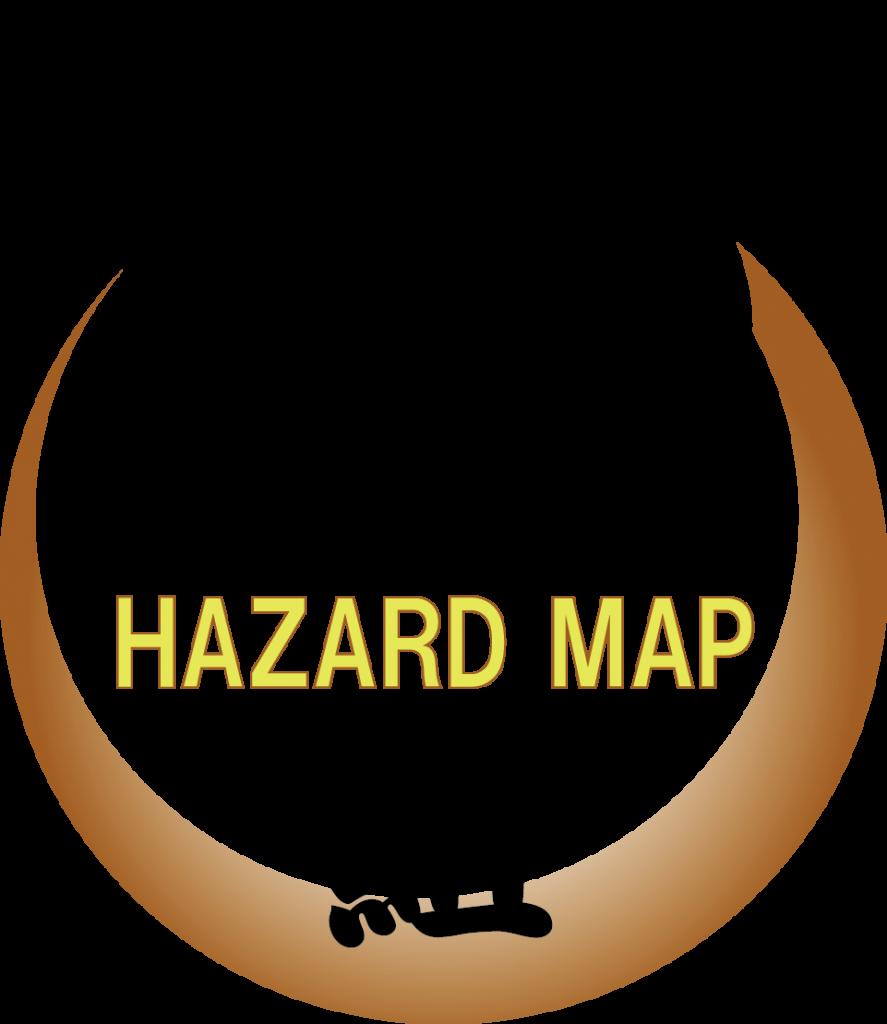 HAZARD MAP R入り